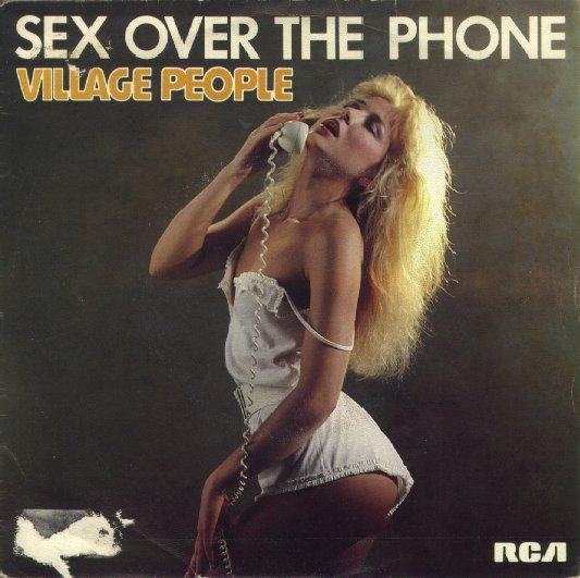 Sex Over The Phone трек-лист.